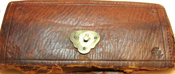 clasp on kolbe civil war pocket set