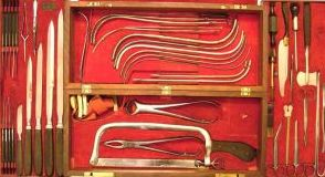 kolbe civil war surgical set