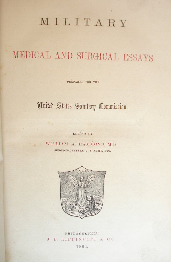 civil war medical