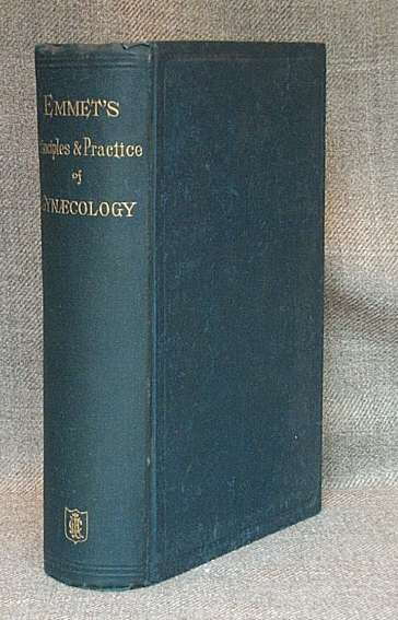 antique medical book