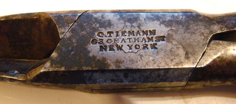 George Tiemann Civil War Surgical Set