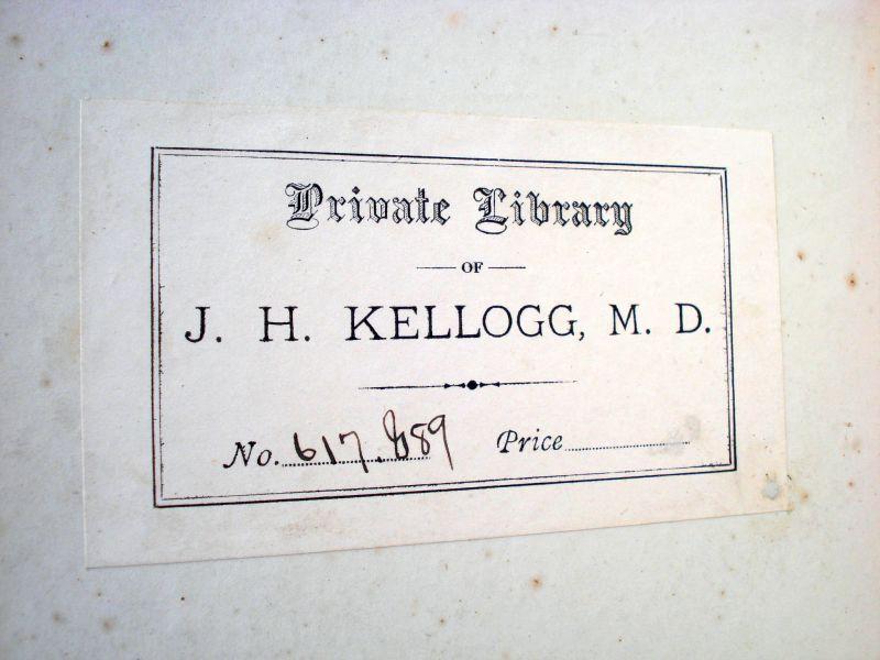 Dr. J.H. Kellogg