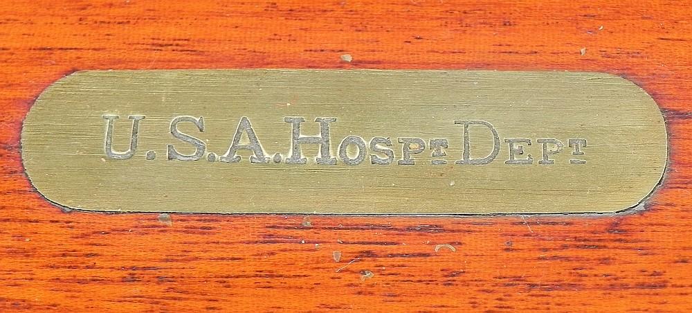 union army medical item