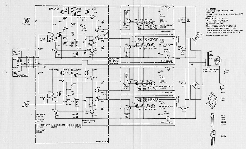 adcom gfa 555 schematic wire center u2022 rh leogallery co