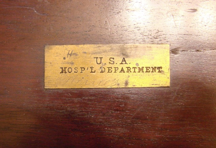 usa hospital department